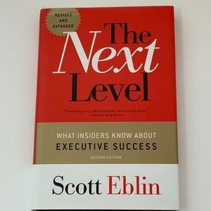 Book:The Next Level, Executive Success